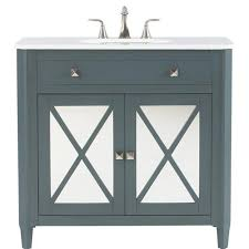Home Decorators Collection Home Depot Vanity by Home Decorators Collection Barcelona 37 In Vanity In White With
