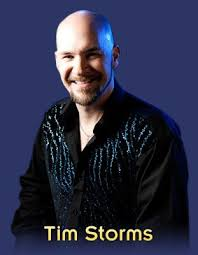 tim storms american bass singer and composer he holds the
