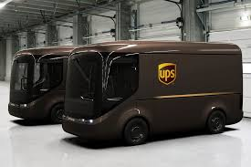 UPS' New Trucks Look Straight Out Of A Pixar Movie