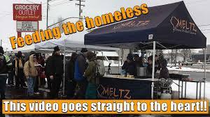 Food Trucks Give Back | Feeding The Homeless In Spokane, WA - YouTube