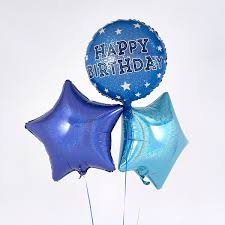 Happy Birthday Balloon Birthday Party 16 Inch Cute HAPPY BIRTHDAY