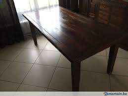 table salle a manger style colonial a vendre 2ememain be