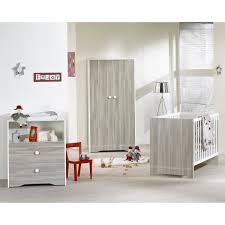 chambres sauthon loulou chambre bébé complète 3 pièces lit 60x120 cm armoire