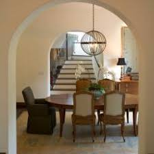 Arched Entryway To Dining Room