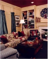 English Country Homes Living Room Home Decor