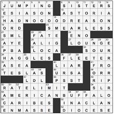 Esi Sinks Kent Wa by L A Times Crossword Corner