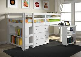 Full Size Loft Beds With Desk Benefits Full Size Loft Beds