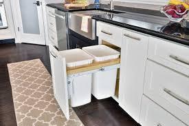 mülleimer küche verbergen praktische und moderne ideen