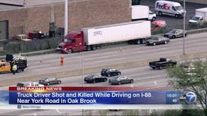 Man Killed In I-88 Shooting | Abc7chicago.com Local Truck Driver Resume Samples Velvet Jobs Entrylevel Driving No Experience Job Description And Template Tanker In Chicago Best Resource Illinois Cdl In Il Make Money Without A College Degree As Truck Driver Mesilla Valley Transportation Movers Hollander Storage Moving Since 1888 Keep On Truckin Inside The Shortage Of Us Drivers