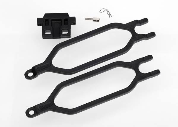 Traxxas 6727 Stampede Hold Down Battery Clip - 4x4