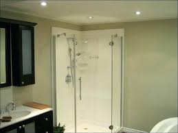 enchanting solid surface shower kit large size of solid surface