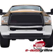 10-12 Dodge Ram 2500/3500 Grille Rivet Black Stainless Wire Mesh ... 0205 Dodge Ram 1500 0305 2500 3500 Front Mesh Grille Grill Chrome 20in Straight Led Light Bar Hidden Bumper Mounting Brackets For 03 Status Custom Truck Accsories Aftermarket Pics Page 7 Cummins Diesel Forum 0609 23500 Hood Big Horn 2013 Ram Reviews And Rating Motor Trend Black Honeycomb Wheels Blackout 2009 2010 2011 2012 2014 2015 2016 2017 2018 Smittybilt M1 615801 Stainless Dodge 10 Modifications Upgrades Every New Owner Should Buy Truck With Plasti Dip Purple Grill Trucks Pinterest 48 Advanced Grills Autostrach
