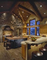 Log Cabin Kitchen Ideas by Best 25 Log Cabin Kitchens Ideas On Pinterest Cabin Kitchens