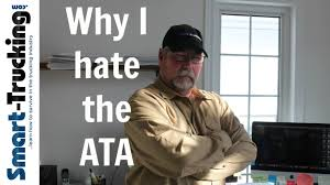 Why I Hate The ATA - YouTube The Ata Marks The Eld Implementation Date As A New Era For Trucking Revenue Us Companies Reaches Record 700 Billion Wsj Safely Sharing Our Roads Barossa Light Herald Infographics Makes Improvements To Website Volvo Presents New 2015 Vnl 780 Safety Program Desi Usa Truck Events Tonnage Up 2 In January Fleet Owner Spooked Over Lack Of Autonomous Trucking Rules Florida Reports Up For December 2012 Cdllife