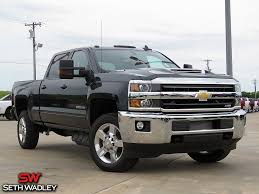 100 2000 Chevy Truck For Sale 2018 Silverado 2500HD LT 4X4 Ada OK