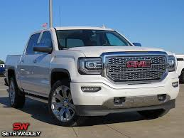 Used 2017 GMC Sierra 1500 Denali 4X4 Truck For Sale In Pauls Valley ...