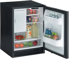 Uline Storage Cabinets Assembly Instructions by U Line 2175rfb00 24 Inch Built In Compact Refrigerator Freezer