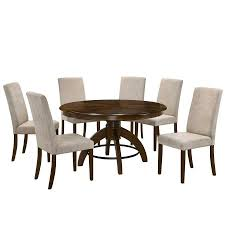 Ts Ford Table + Parson Chair 6 Seater Dining Set Ding Room Interesting Chair Design With Cozy Parson Chairs Slauson Dinette With Brown Sets Best Home Furnishings 9800e Odell Parsons Side Antonio Set W Berkley Muses 5piece Rectangular Table By Progressive Fniture At Wayside Simple Living Giana Details About Master Shiloh Modern Bi Cast Of 4 5 Piece And Hillsdale Wolf Gardiner Better Homes Gardens Tufted Multiple Lovely For Ideas