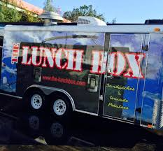 The Lunch Box - Food Trucks In Houston, Texas For All Sized Event