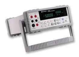 Bench Dmm by 4 5 Digit Dual Display Digital Bench Multimeter Keysight