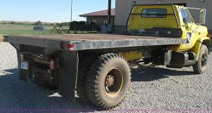 100 1986 Chevy Trucks For Sale Chevrolet C70 Custom Deluxe Flatbed Truck Item L6439