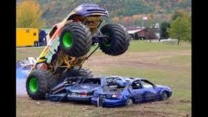 100 Monster Truck Crash Show This Saturday In El Dorado