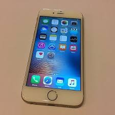 As Is Gold Sprint iPhone 6S 16GB Works  Super Buy