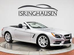 Used 2016 Mercedes-Benz SL-Class SL 400 For Sale In Springfield, IL ...