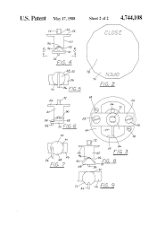 Bathtub Overflow Gasket Youtube by Patent Us4744108 Bathtub Drain Apparatus Google Patents