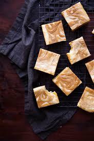 Japanese Pumpkin Pie Recipe by Pumpkin Pie White Chocolate Brownies Broma Bakery