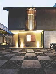 100 House Architecture Design BE Pranala Associates Bluprin
