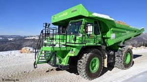 100 Biggest Trucks In The World S Largest EV Never Has To Be Recharged