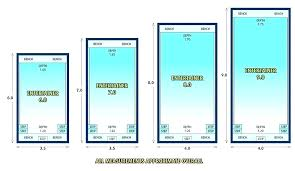Pool Dimensions Average Size