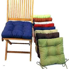 Washable Dining Chair Cushions Room Remarkable Pads Without Ties Replacement With Ruffles Cushion Cover