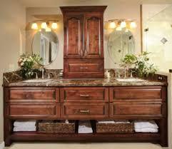 Image Of Rustic Style Bathroom Vanities Ideas