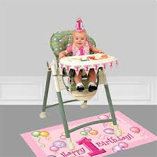 décorations anniversaire 1 an partycity eu