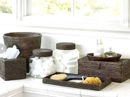 Bathroom Accessories Ideas Natural Spa Decorating Image Modern Small Decor