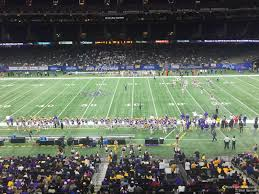 100 Monster Truck New Orleans Superdome Section 335 Saints RateYourSeatscom