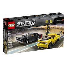 100 Speed Demon Trucks Amazoncom LEGO Champions 2018 Dodge Challenger SRT And