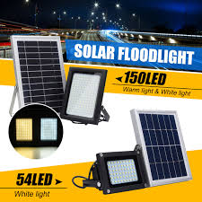 JML Ever Brite LED Solar Powered Motion Activated Indoor Outdoor