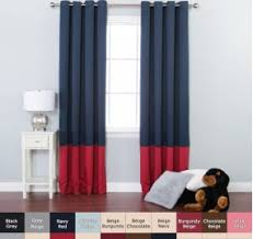 Absolute Zero Curtains Red by Top 10 Blackout Curtains Of 2017 Video Review