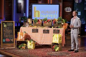 100 Shark Tank Food Truck Howard Countybased Hungry Harvest To Appear On