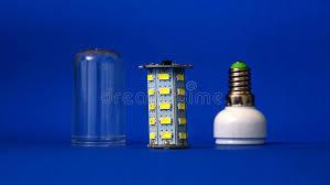 parts of led light bulb stock photo image 67747566