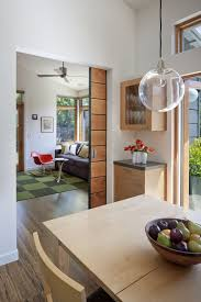 San Francisco Exterior Pocket Doors Dining Room Contemporary With Sliding Wood Door Modern Flush