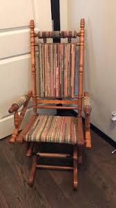 100 Year Old Antique Rocking Chair Ancestral Rocking Chair Gio Ebony Antique Rocking Chair Sold The Savoy Flea With Sewing Drawer Collectors Weekly How To Update A Pair Of Wornout Chairs Hgtv A Country Sheraton Youth Sized Thumb Back Rocker 19th Century For Safavieh Alexei Natural Brown Acacia Wood Patio Windsor Kitchen Stripe Caning Seat Weaving Handbook Illustrated Wooden Stock Photos Upholstered Redo Prodigal Pieces
