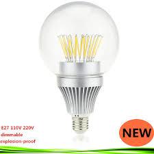 1x led filament light e27 e26 110v 220v 15w 20w 25w 30w dimmable
