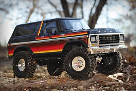 Traxxas Ford Bronco TRX-4 RC Truck • Gear Patrol Traxxas Slash 110 Rtr Electric 2wd Short Course Truck Silverred Xmaxx 4wd Tqi Tsm 8s Robbis Hobby Shop Scale Tires And Wheel Rim 902 00129504 Kyle Busch Race Vxl Model 7321 Out Of The Box 4x4 Gadgets And Gizmos Pinterest Stampede 4x4 Monster With Link Rustler Black Waterproof Xl5 Esc Rc White By Tra580342wht Rc Trucks For Sale Cheap Best Resource Pink Edition Hobby Pro Buy Now Pay Later Amazoncom 580341mark 110scale Racing 670864t1 Blue Robs Hobbies