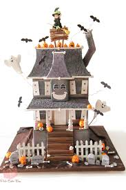Haunted Attractions In Nj And Pa by 50th Birthday Haunted House Cake Halloween Cakes
