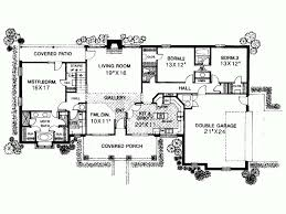 Wide House Plans by Wide Modern Tuscan House Plans Three Bedroom Homescorner