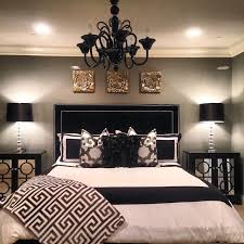Black And White Master Bedroom Decorating Ideas Inspiration Decor